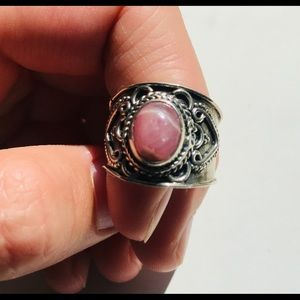 Vintage Jewelry - Antique Silver Ring